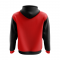 Belgium Concept Country Football Hoody (Red)