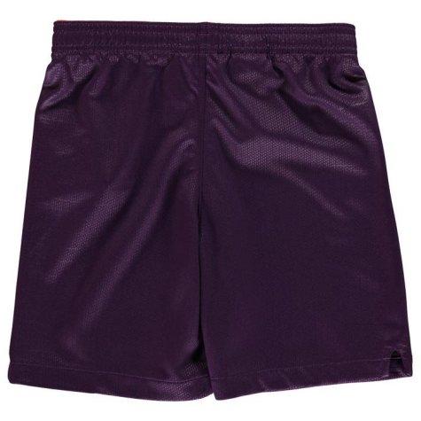 2018-2019 Man City Third Nike Football Shorts (Kids)