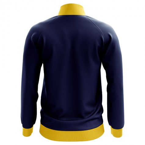 Colombia Concept Football Track Jacket (Navy) - Kids