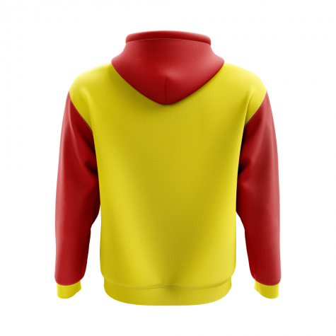 Brunei Concept Country Football Hoody (Yellow)