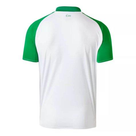 2018-2019 Ireland Away New Balance Football Shirt (Kids)