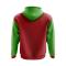 Burundi Concept Country Football Hoody (Red)