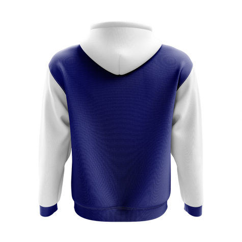 Cape Verde Concept Country Football Hoody (Blue)