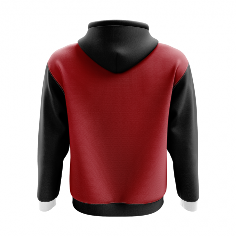 Egypt Concept Country Football Hoody (Red)