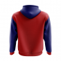 Croatia Concept Country Football Hoody (Red)