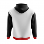 Easter Island Concept Country Football Hoody (White)