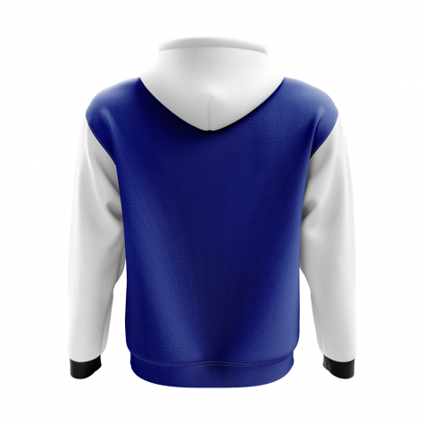 Estonia Concept Country Football Hoody (Blue)