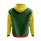Ethiopia Concept Country Football Hoody (Green)
