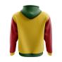 Ghana Concept Country Football Hoody (Yellow)