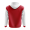 Guernsey Concept Country Football Hoody (Red)