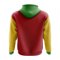 Guyana Concept Country Football Hoody (Red)