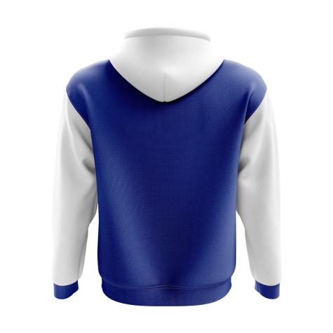 Honduras Concept Country Football Hoody (Blue)