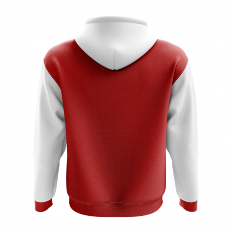 Hong Kong Concept Country Football Hoody (Red)