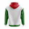 Italy Concept Country Football Hoody (White)