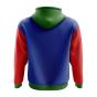 Khakassia Concept Country Football Hoody (Blue)