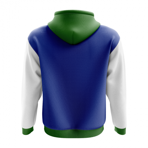 Komi Concept Country Football Hoody (Blue)