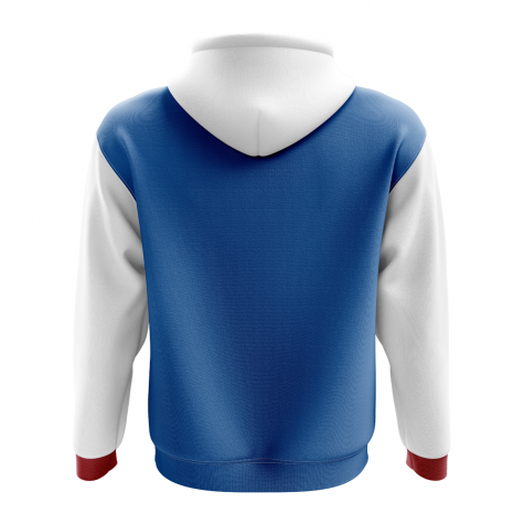 Mari El Concept Country Football Hoody (Blue)