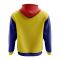 Moldova Concept Country Football Hoody (Yellow)