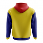 Moldova Concept Country Football Hoody (Yellow)