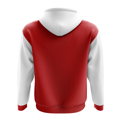 Monaco Concept Country Football Hoody (Red)