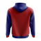 Nepal Concept Country Football Hoody (Red)