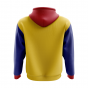 Colombia Concept Country Football Hoody (Yellow)