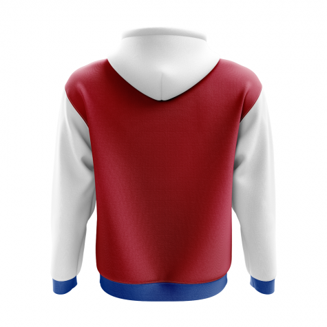 Panama Concept Country Football Hoody (Red)