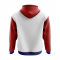 Puerto Rico Concept Country Football Hoody (White)
