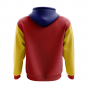 Romania Concept Country Football Hoody (Red)