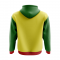 Senegal Concept Country Football Hoody (Yellow)