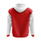 Sikkim Concept Country Football Hoody (Red)