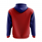 Slovakia Concept Country Football Hoody (Red)