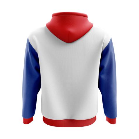 Slovenia Concept Country Football Hoody (White)