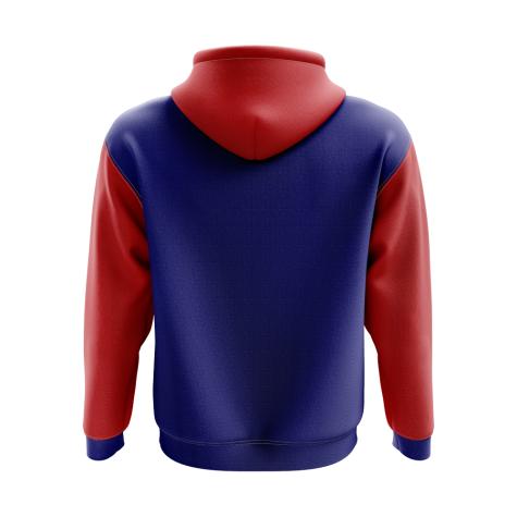 South Korea Concept Country Football Hoody (Blue)