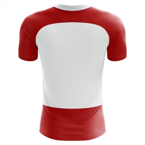 2018-2019 Gibraltar Home Concept Football Shirt