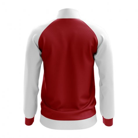 Denmark Concept Football Track Jacket (Red)