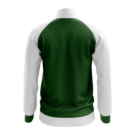Pakistan Concept Football Track Jacket (Green)