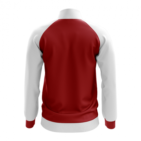Paraguay Concept Football Track Jacket (Red)