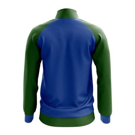 Bashkortostan Concept Football Track Jacket (Blue)