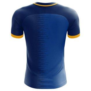 wholesale dealer 3d260 62011 2018-2019 Boca Juniors Fans Culture Home Concept Shirt