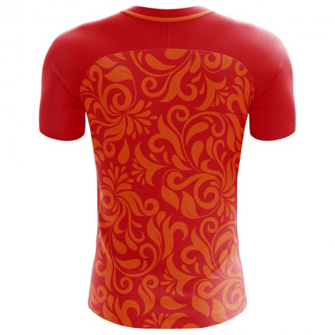 2018-2019 Galatasaray Fans Culture Home Concept Shirt (Nagatomo 55) - Womens