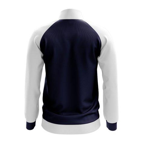 Cayman Islands Concept Football Track Jacket (Navy)