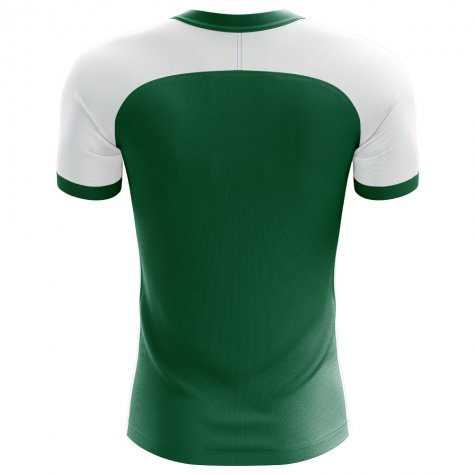 2018-2019 Panathinaikos Fans Culture Home Concept Shirt