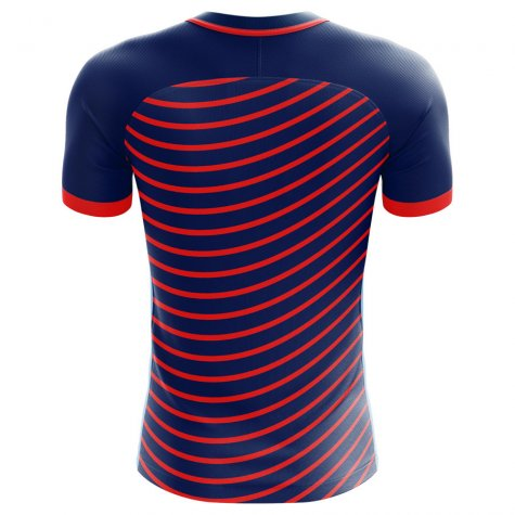 2018-2019 San Lorenzo Fans Culture Home Concept Shirt - Kids