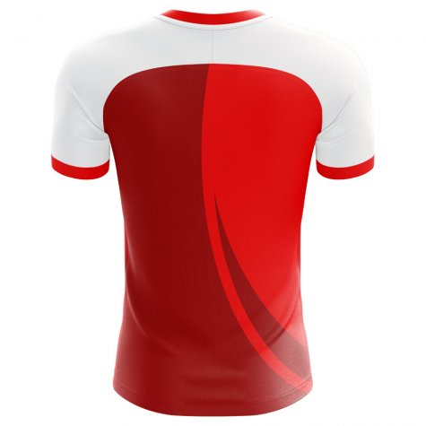 2018-2019 Union Berlin Fans Culture Home Concept Shirt