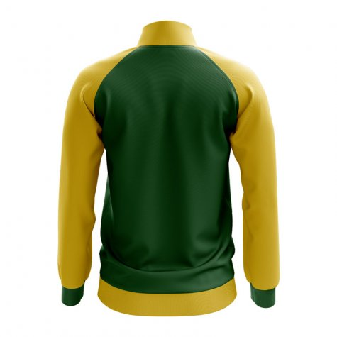 Ghana Concept Football Track Jacket (Green)