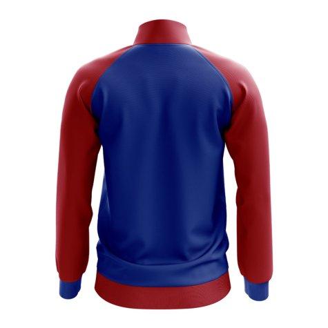 Guam Concept Football Track Jacket (Blue)