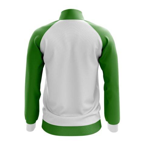 Iran Concept Football Track Jacket (White)