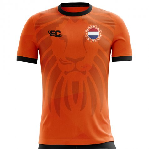 2018-2019 Holland Fans Culture Home Concept Shirt (DAVIDS 8) - Womens