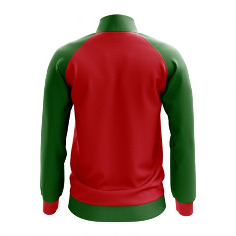 Madagascar Concept Football Track Jacket (Red)